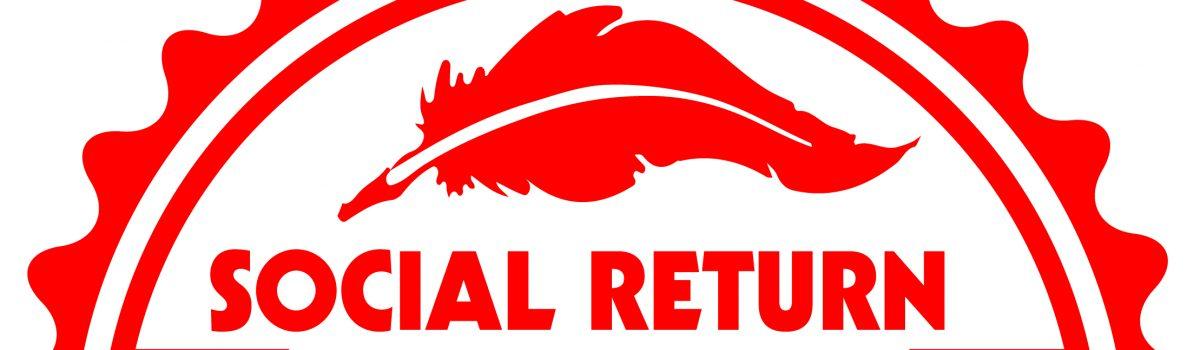 ZorgClub ontvangt Social Return Award 2017